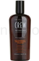 American Crew Trichology korpásodás elleni sampon a faggyútermelés szabályozására (Anti-Dandruff + Sebum Control Shampoo with Conditioning Properties) 250ml