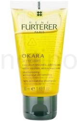 Rene Furterer Okara Active Light sampon szőke hajra (Light Activating Shampoo) 50ml