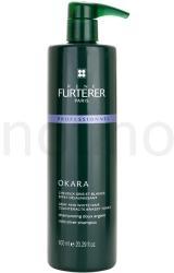 Rene Furterer Okara Protect Color gyengéd ezüst sampon (Mild Silver Shampoo) 600ml