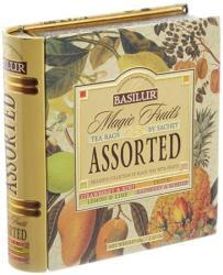 BASILUR Magic Fruits Assorted Tea 32 filter 64g
