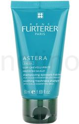 Rene Furterer Astera nyugtató sampon az irritált fejbőrre (Soothing Freshness Shampoo with Cold Essential Oils, Irritated Scalp) 50ml