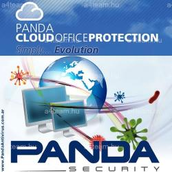 Panda Cloud Office Protection Advanced (10 License, 1 Year) B1COPADP10