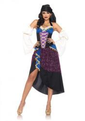 Leg Avenue Tarott cigánylány kosztüm (83941)