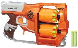 Hasbro Nerf Zombie Strike Flipfury Blaster (A9603)