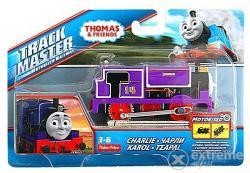 Mattel Fisher-Price Thomas Track Master motorizált Charlie mozdony CDB71