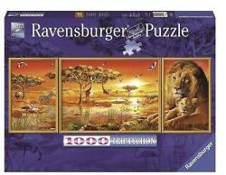 Ravensburger Afrika 1000 db-os
