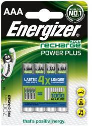 Energizer AAA Power Plus 700mAh (4) EA639483