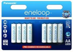 Panasonic Eneloop AA 1900mAh (8) BK-3MCCE/8BE