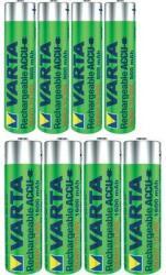 VARTA AA 1600mAh (4) +AAA 800mAh (4)