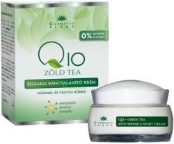 Cosmetic Plant Q10 és Zöld tea éjszakai ránctalanító krém 50ml