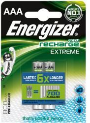 Energizer AAA Extreme 800mAh (2)