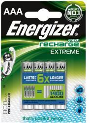 Energizer AAA Extreme 800mAh (4)