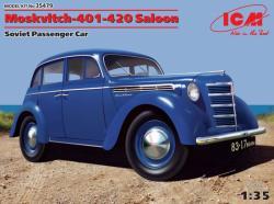 ICM Moskvitch 401-420 Saloon 1/35 ICM35479
