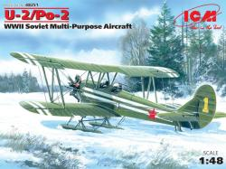 ICM U-2/Po-2 1/48 ICM48251