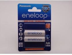Panasonic Eneloop AA 1900mAh (2) BK-3MCCE/2BE