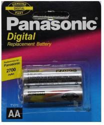 Panasonic AA 2700mAh (2) BK-3HGAE/2BE