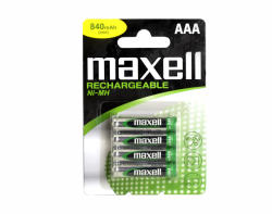 Maxell AAA 840mAh (4)