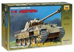 Zvezda Military Panther Ausf D 1/35 3678