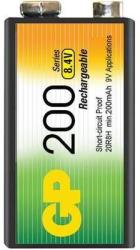 GP Batteries 9V 200mAh (1)