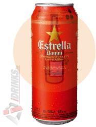 Estrella Damm 0,5l 4.6%