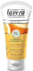 Lavera BODY SPA narancs-homoktövis kézkrém 50ml