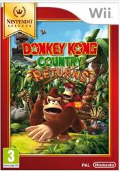 Nintendo Donkey Kong Country Returns [Nintendo Selects] (Wii)