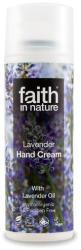 Faith in Nature Levendulás kézkrém 50ml - bio levendula olajjal