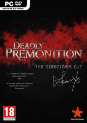 Rising Star Games Deadly Premonition [The Director's Cut] (PC)