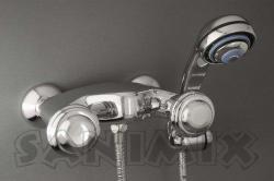Sanimix Baccara zuhany csaptelep szettel (18.4. 2)