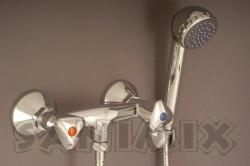 Sanimix Hagyományos zuhany csaptelep szettel (01.4 1/1)