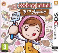 Nintendo Cooking Mama Bon Appetit! (3DS)