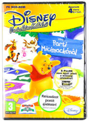 Disney Parti Micimackónál (Party Time with Winnie the Pooh) [Disney Varázslatos Kollekció] (PC)