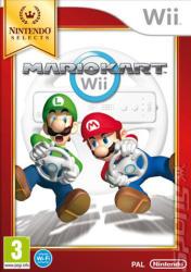 Nintendo Mario Kart [Nintendo Selects] (Wii)