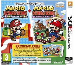 Nintendo Mario and Donkey Kong Minis on the Move + The Minis March Again (3DS)