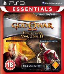 Sony God of War Collection Volume II [Classics HD-Essentials] (PS3)