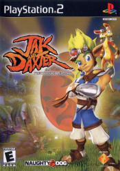 Sony Jak and Daxter The Precursor Legacy [Platinum] (PS2)