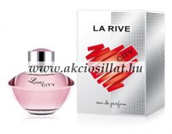 La Rive Love City EDP 90ml