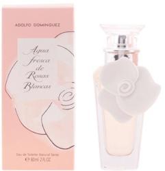Adolfo Dominguez Agua Fresca de Rosas Blancas EDT 60ml