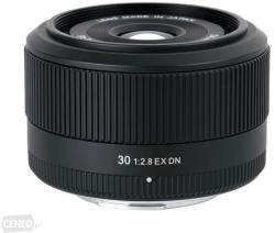 SIGMA 30mm f/2.8 EX DN (MFT)