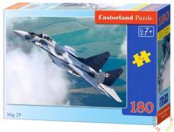 Castorland MIG-29 vadászgép 180 db-os (B-018048)