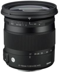 SIGMA 17-70mm f/2.8-4 DC Macro OS HSM (Canon)