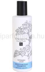 Unique Products Hidratáló sampon száraz és sérült hajra (Moisturizing Shampoo Certifield Organic) 250ml