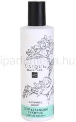 Unique Products Mélyen tisztító sampon hajra hajra (Depp Cleansing Shampoo Certified Organic) 250ml