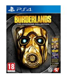 2K Games Borderlands The Handsome Collection (PS4)