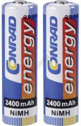 Conrad energy AA 2400mAh (2)