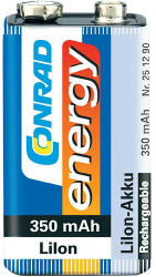 Conrad energy 9V 350mAh (1)
