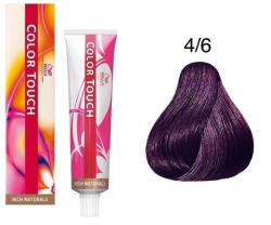 Wella Color Touch Hajszínező 4/6