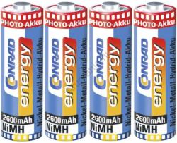 Conrad energy AA 2600mAh (4)