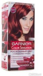 Garnier Color Sensation 6.6 Intenzív Rubinvörös
