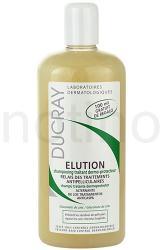 Ducray Elution sampon érzékeny fejbőrre (Dermo-protective Treatment Shampoo) 400ml